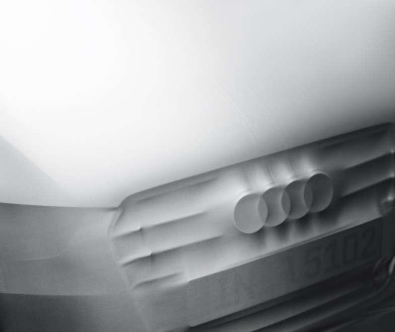 Audi A5 cover
