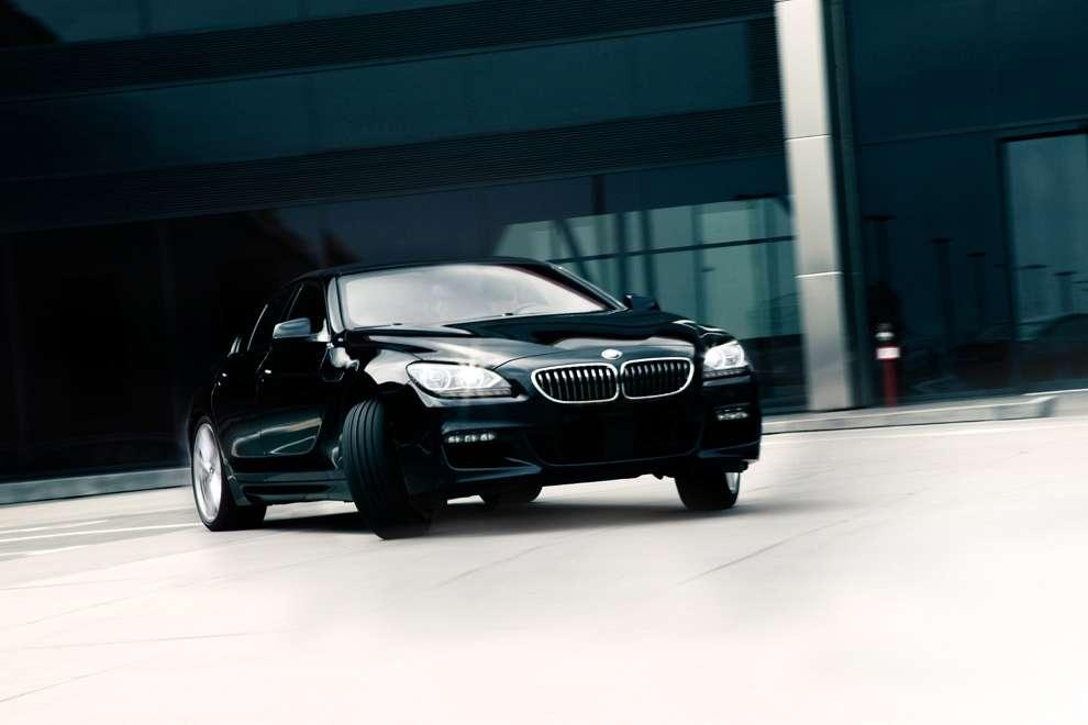 BMW grancoupe