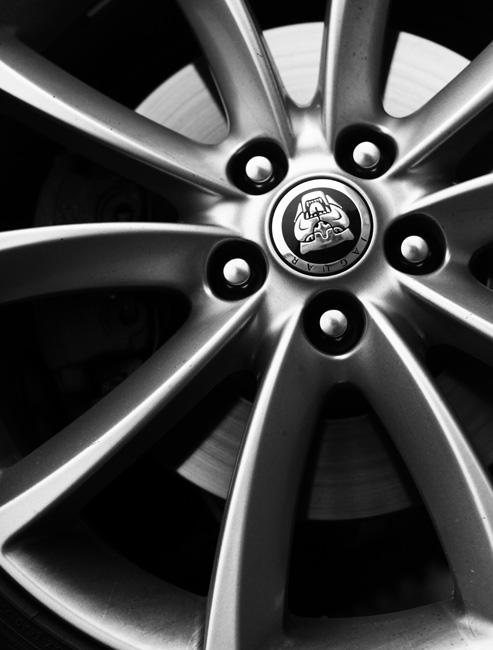Jaguar XF sportbrake wheel