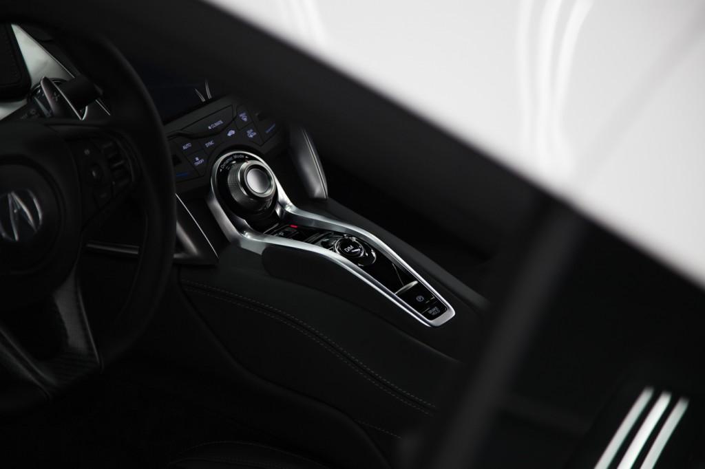 Acura NSX Interior Console