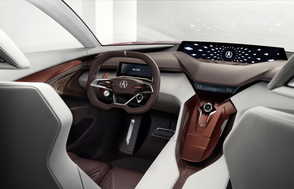 precision concept interior