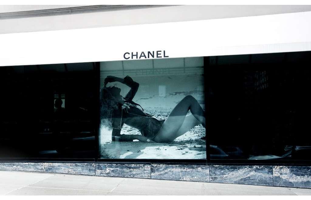 Chanel Boston
