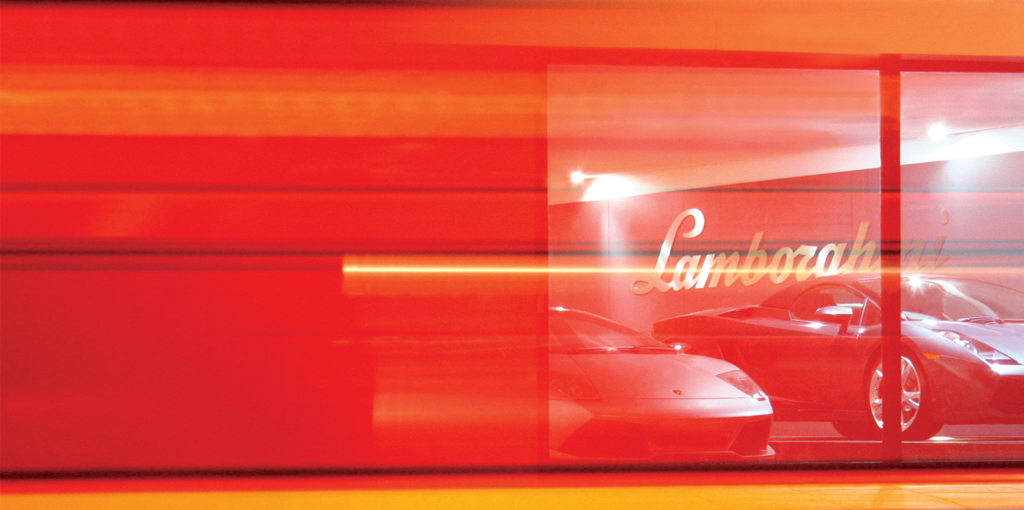 Lamborghini London