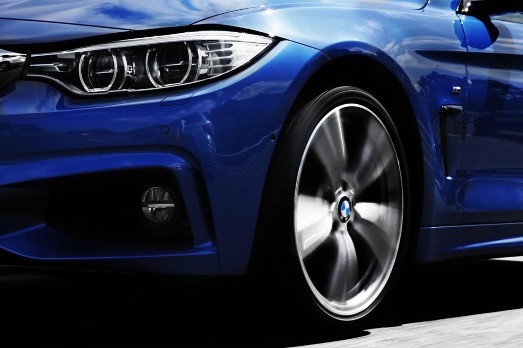 BMW 4 grancoupe