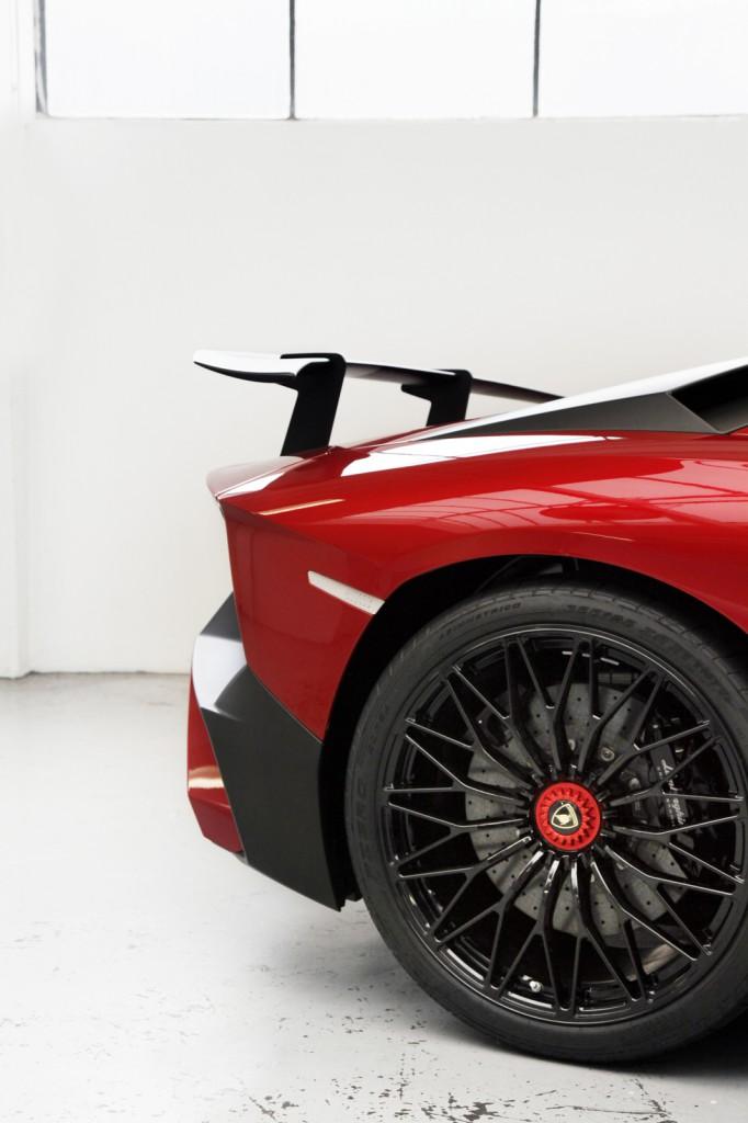 Lamborghini Aventador SV 750-4 roadster