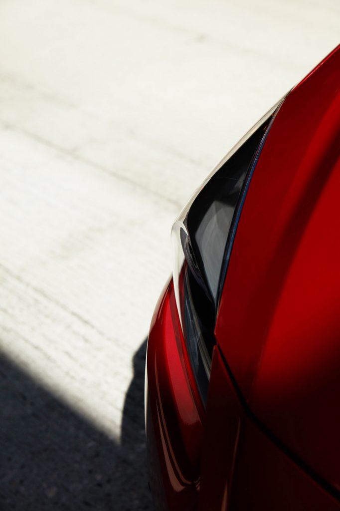 Mazda CX5 headlight
