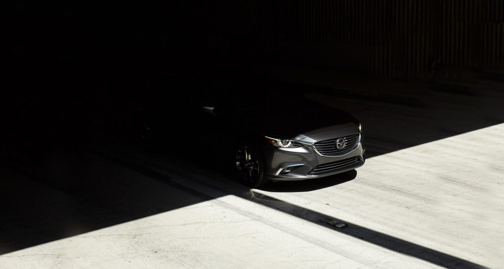 Mazda 6 tunnel nose